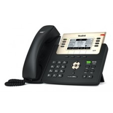 Yealink T27P IP Phone (SIP-T27P)  - POE only no DC adapter supplied