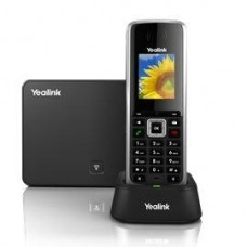 Yealink W52P IP DECT Phone (SIP-W52P) includes 1 handset and base station