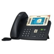 Yealink T29G IP Phone (SIP-T29P)  - POE only no DC adapter supplied